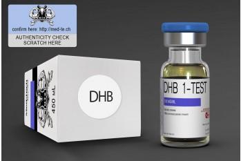 UK - DHB 1-TEST