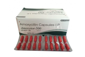 UK - AMOXYCILLIN 500MG (JONLEE PHARMACEUTICAL) X 10 CAPSULES