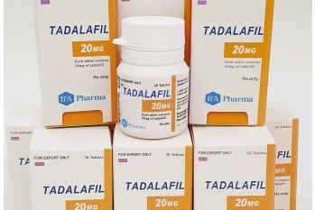 UK - CIALIS 20MG - TADALAFIL X 200 TABS (10 boxes) - BA PHARMA