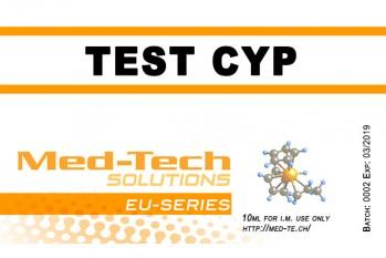 EU - TEST CYP 200