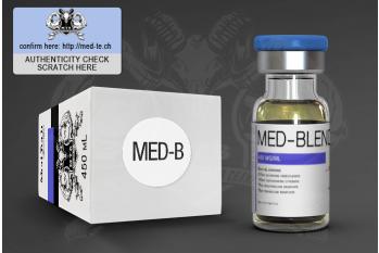 UK - MED-BLEND 450